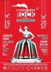 20 aout 2016 El Yacka, Indigo, Mama's Gun, Purrs, Bunda Blunca, 3ème div, Opium Du Peuple, The Decline !, Banane Metalik, Nashville Pussy à Saillat sur Vienne