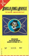 """26 septembre 1984 Barclay James Harvest à Orléans """"Palais des Sports"""""""