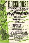 "2 Novembre 1985 Archie, Wampas, Pox, Rochee and the Sarnos, Batmobile à Rotterdam ""Arena"""