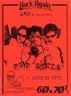 """15 Novembre 1989 Amine en Fête, Toy Dolls à Joué les Tours """"MJC"""""""