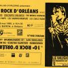 """26 mai 1990 les Sherpas Montan, Scratching Dups, Civils Radio, the Mobile Hoovers, Roadrunners, les Soucoupes Violentes à Orléans """"Salle du Baron"""""""