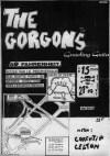 """15 mars 1991 The Gorgon's, Dirty Hands à Issy Les Moulineaux """"le Farenheit"""""""