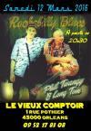 """12 mars 2016 Phil Twangy & Long Tom à Orléans """"Le Vieux Comptoir"""""""