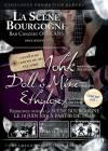 """10 juin 2016 Ethylosex, Doll is Mine, johk à Orléans """"La Scène Bourgogne"""""""