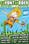 31 juillet 2004 Ska-P, Bénabar, Luke, Sergent Garcia, Contra Legem, Bikini Machine, La Phaze, Hard-Ons, TV Men, Funky Brewster à Malestroit