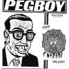 """23 février 1992 Fly's Fuckers, Pegboy à Orléans """"l'impasse"""""""