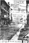 "12 octobre 1994 Cross On Your Past, Boot Down the Door à Orléans ""Espace Musical"""