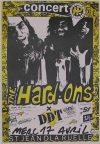 """17 avril 1991 DDT, Hard Ons à Saint Jean de la Ruelle """"Salle des Fêtes"""""""