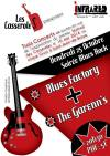 "25 octobre 2013 Blues Factory, The Garenn's à Orléans ""infrared"""