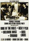 """17 décembre 2010 Rage Of The Owl, Geeky Plea, Welcome Noise, Greg Lucas, Coward, à Saint Laurent Nouan """"La Grange"""""""