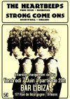 """7 juin 2013 Strong Come Ons, The Heartbeeps à Orléans """"Ibiza"""""""