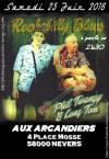 """25 juin 2016 Phil Twangy & Long Tom à Nevers """"Aux Arcandiers"""""""