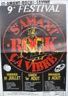 1er aout 1992 Wromble Experience, Dirty District, Black Maria, Rausch, Godfathers, Burning Heads,  à Saint Amand Roche Savine
