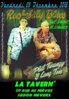 """9 decembre 2016 Phil Twangy & Long Tom à Nevers """"La Tavern"""""""
