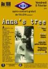 """8 fevrier 2013 Anna's Tree à Orléans """"le 108"""""""