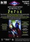 """8 mars 2013 Perox à Orléans """"le 108"""""""