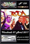 "7 avril 2017 Roda à Fleury Les Aubrais ""Mavrica"""