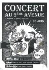 """16 juin 2012 Ethylosex, Sassy, Benco Box à Orléans """"5ème Avenue"""""""