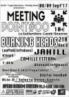 "8 septembre 2017 Burning Heads, Jahill, Camille Esteban, LooPinG, WinnasH, KhipS, T-Den à Candé sur Beuvron ""Meeting Point #00"""