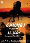 """7 novembre 2014 Chromb, Re-Boot à Orléans """"5ème Avenue"""""""