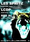 """19 novembre 2014 Les Spritz, LCDP, Red Alert  à Orléans """"5ème Avenue"""""""