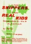 """2 février 1983 Snippers, Real Kids à Paris """"Bataclan"""""""