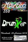 """9 février 2018 Drunker à Fleury les Aubrais """"Mavrica"""""""