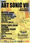 27 juillet 2002 Saian Supa Crew, Pleymo, Burning Heads, King Riddim, Tripod, Western Special, 4°7, Campana, RAS, Madame Guillotine à Briouze