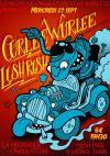 """27 septembre 2017 Curlee Wurlee, Lush Rush à Paris 'la Mecanique Ondulatoire"""""""