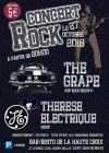 """27 octobre 2018 The Grape, Therese Electrique à Saint Jean de Braye """"Bar Resto de la Haute Croix"""""""