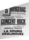 """5 novembre (?) Single Track, la Souris Deglinguée à Bergerac """"Patinoire"""""""