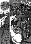 """21 decembre 1997 Coyotes, Snails, LoudMufflers à Paris """"Chez Jimmy"""""""