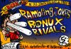 """22 janvier 2011 Rambling Jokes, Ronux, Rivals à Paris """"Buzz"""""""