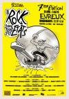 "3 mai 1990 Rockin' Squat, Lionel D & Dee Nasty, Jimmy Oihid à Evreux ""Hall Expo"""