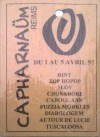 """1er Avril 1997 Hint à Reims """"Pop Art Café"""""""