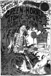 "26 avril 1998 Green Hornet, Atomic Spuds, Brigada Flores Magon à Paris ""Jo's Café"""