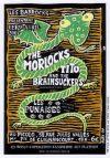 "28 avril 2007 The Morlocks, Tito And The Brainsuckers, Les Punaises à Saint Ouen ""le Picolo"""