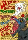 "8 avril 2018 Voodoo Healers, Murder One, Punkin' Bros à Monteuil ""le Cri Du Singe"""