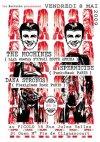 "8 mai 2009 The Mochines, Spermicide, Dana Strongs à Saint Ouen ""Picolo"""