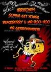 """12 juin 2010 Irritones, Gonna Get Yours, Blackberry & Mr Boo-Hoo, Mr Gerrymanders à Saint Ouen """"le Picolo"""""""