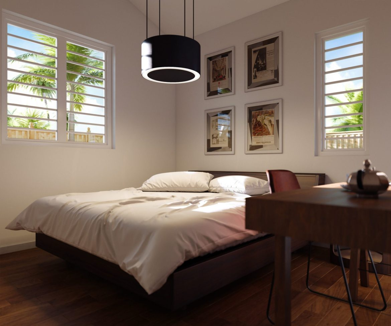 image Aganisia chambre