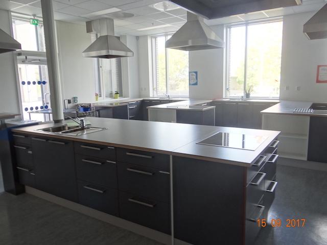 En Norvège l'apprentissage de la cuisine fait partie de l'enseignement