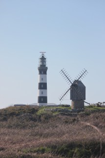 Paysage ouessantin