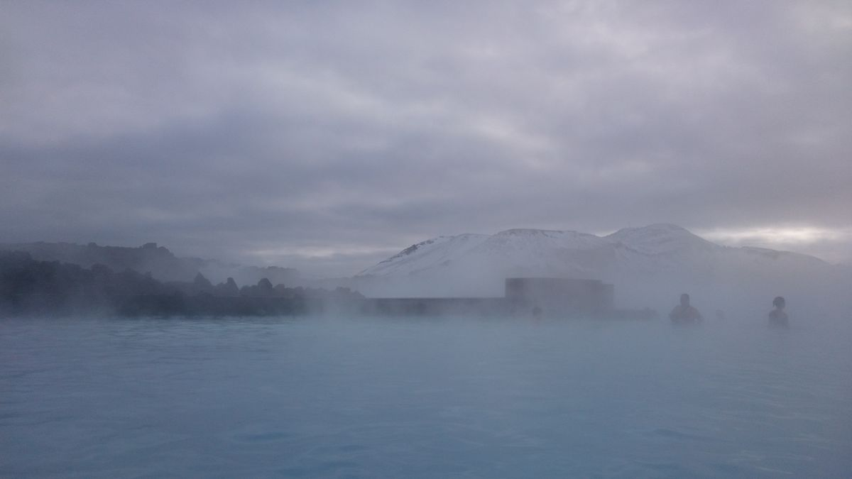 Le spa du Blue Lagoon