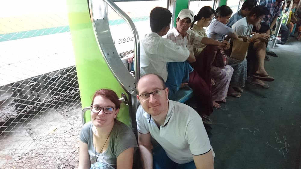 Train - Yangon