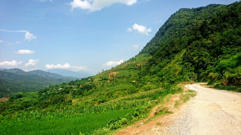 Route Ha Giang