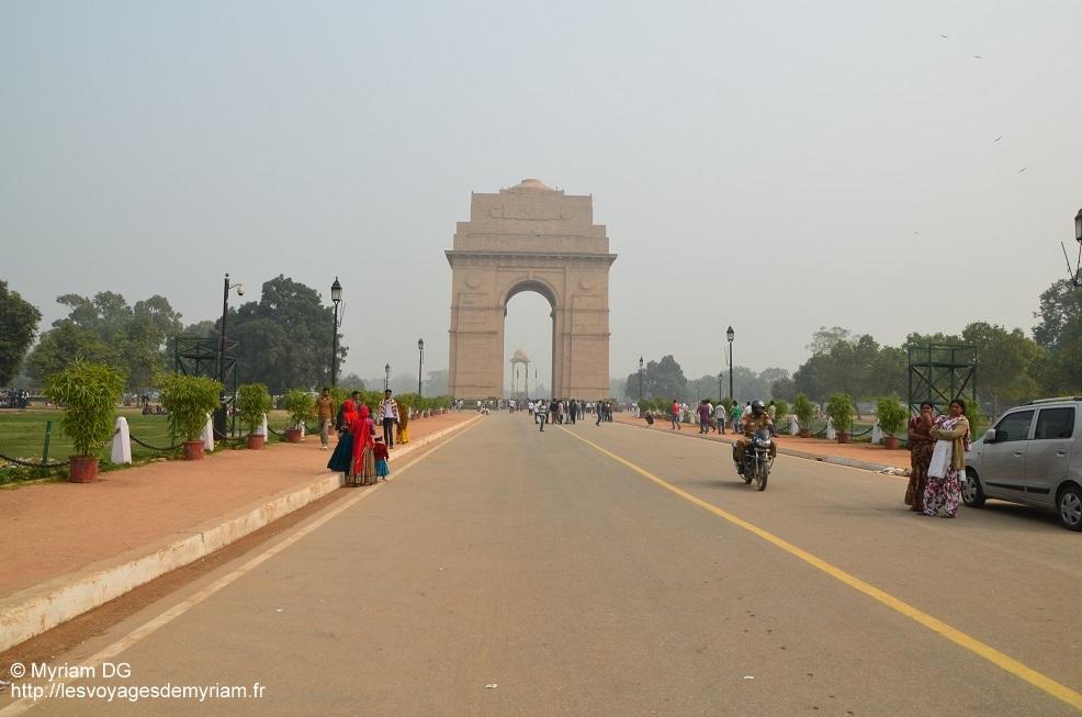 Porte de l'Inde