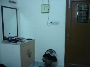 Ma chambre d'hôtel