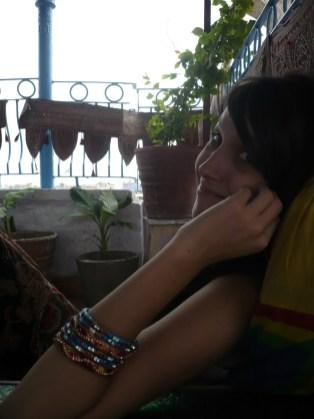 Gérou et ses beaux bracelets, spécialité de Jodhpur