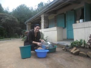 A la vaisselle!!!!